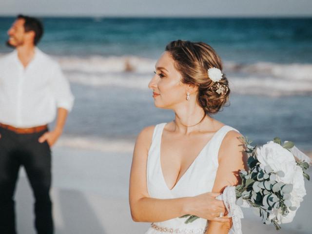 Look de playa para novia: arma el tuyo con estos tips