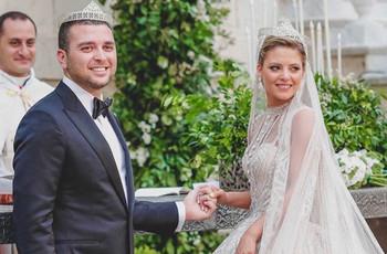 ¿Tres días y cuatro vestidos? Así fue la boda Elie Saab Jr. y Christina Mourad