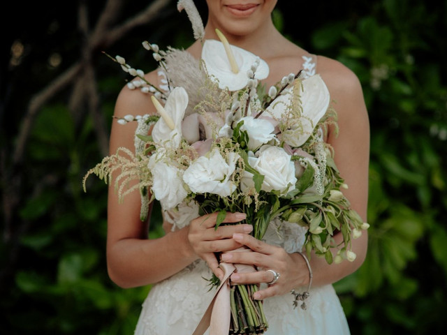 9 tendencias en ramos de novia 2020: ¡flechazo floral a la vista!