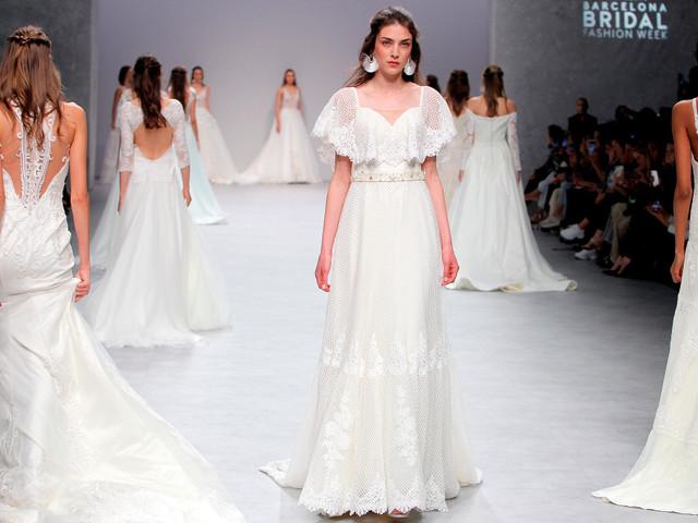 Vestidos de novia María Salas 2020: una colección mágica