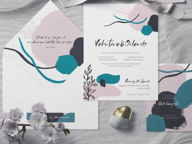 6 pasos para elegir las invitaciones de boda. ¡Fácil!
