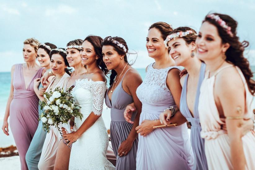 55 Vestidos Para Fiesta De Día Y Vámonos De Boda Bodas