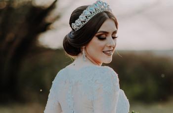 8 tendencias en maquillaje de novia, ¿cuál lucirás en tu boda?