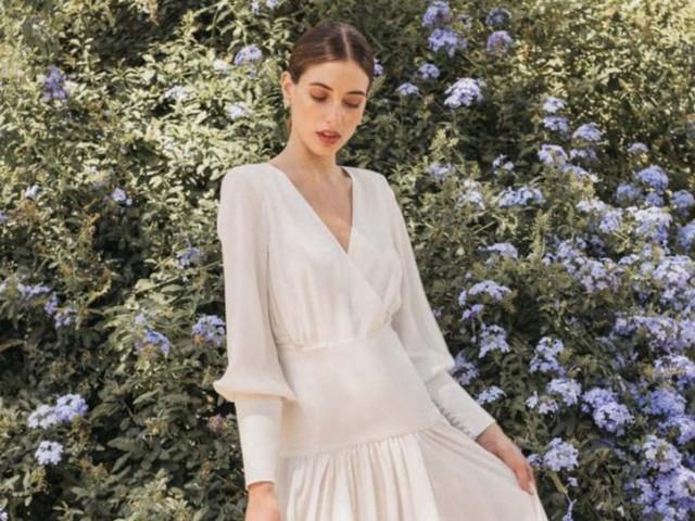 Vestidos de novia Cherubina 2020: una propuesta atemporal y encantadora