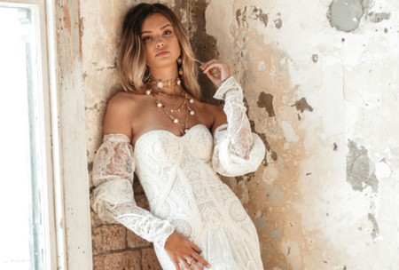 Vestidos de Novia de Rue De Seine: colección Golden Rhapsody 2021