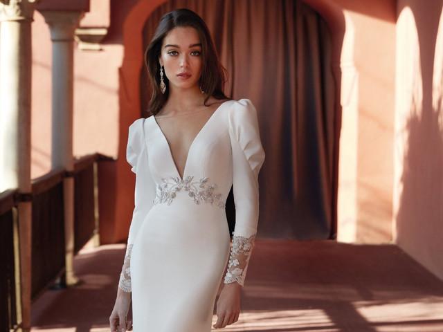 16 tipos de mangas para vestidos de novia, ¿cuáles son tus favoritas?