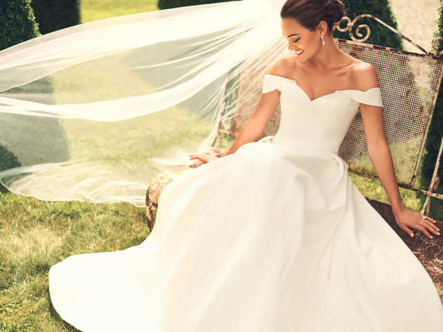 ¡Descubre las últimas tendencias nupciales de David's Bridal!