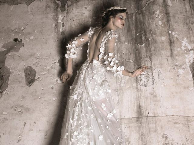 Donatella Fabio 2019, vestidos para novias modernas y sensuales