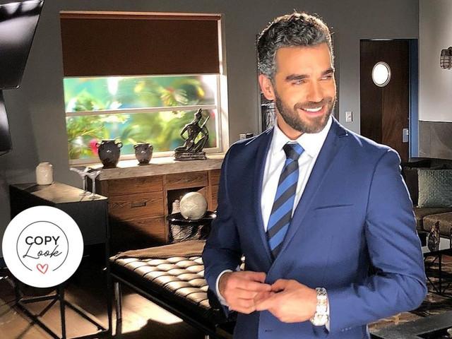10 looks de Marcus Ornellas que te darán ideas en trajes para hombre invitado a boda