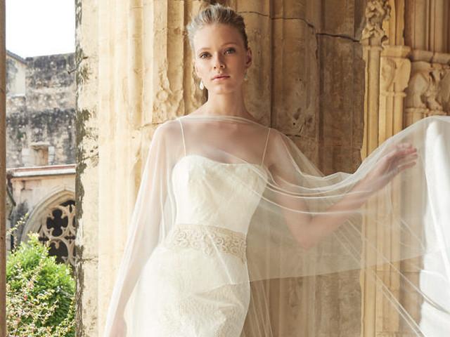 6 tendencias en los vestidos de novia 2015