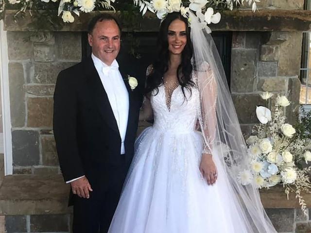 La boda millonaria de Ana La Salvia: ¡conoce todos los detalles!