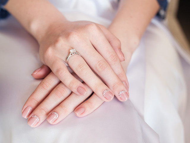 Agenda de manicura para lucir unas uñas increíbles en la boda