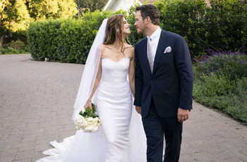 Se casan Chris Pratt y KatherineSchwarzenegger: así fue su romántica boda