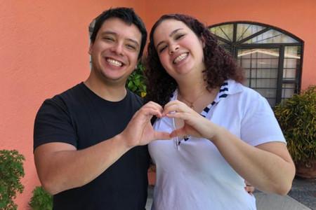 ¡Ulises y Adriana son los ganadores de los 50 mil pesos de nuestro sorteo!