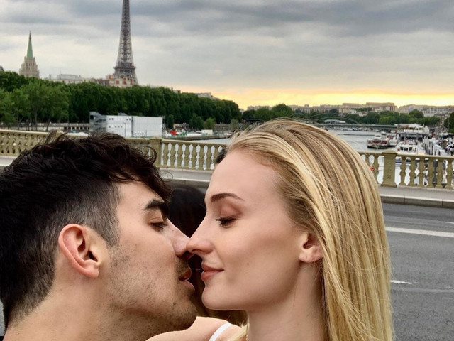 La segunda (y muy esperada) boda de Sophie Turner y Joe Jonas en Francia