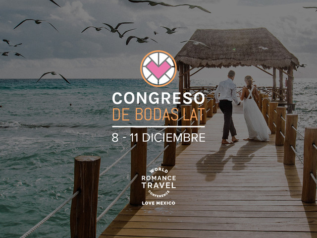 Bodas.com.mx se suma al Congreso de Bodas LAT 2020 sobre 'destination weddings'