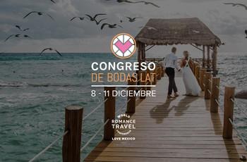 Bodas.com.mx se suma al Congreso de Bodas LAT 2020 sobre 'destination weddings'