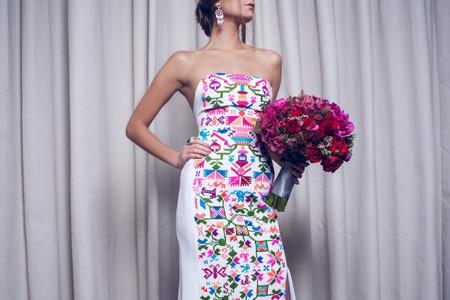 Vestidos de novia Lydia Lavín 2019: tradición y vanguardia