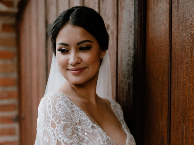 Maquillaje clásico para novia: 5 pasos para lograrlo