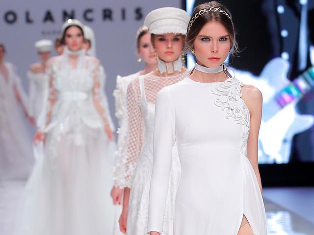YolanCris 2020, vestidos para novias eclécticas ¡y sin miedo!