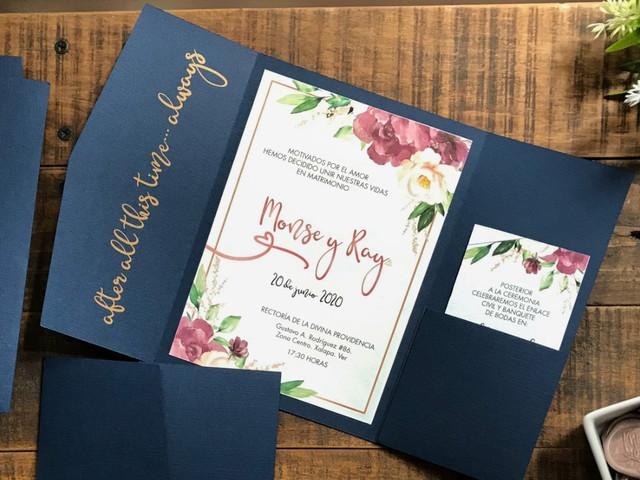 Todo lo que deben saber sobre las invitaciones de boda: 8 aspectos básicos