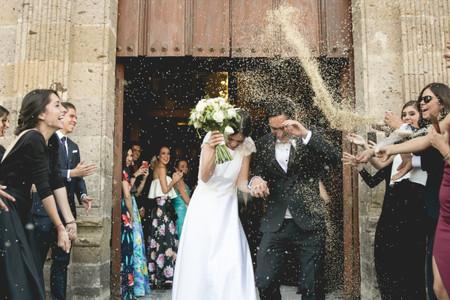 Lanzar arroz a los recién casados: conozcan esta tradición