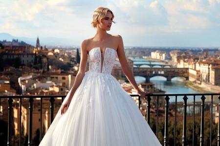 Vestidos de novia Nicole 2021, ¡descubre los diseños más románticos!