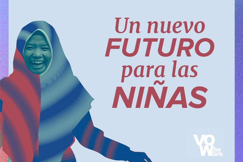 campaña stop matrimonio infantil VOW