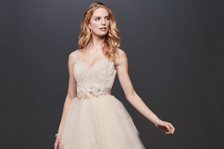 Vestidos de novia David's Bridal 2019: colecciones para todos los estilos