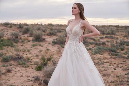 Vestidos de novia Allure Bridals 2020 y ¡avances de sus diseños 2021!