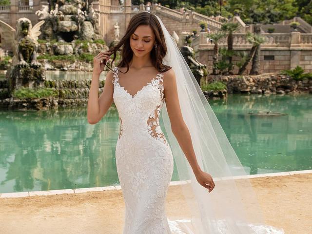 14 tendencias en vestidos de novia 2020: ¡la moda que viene!