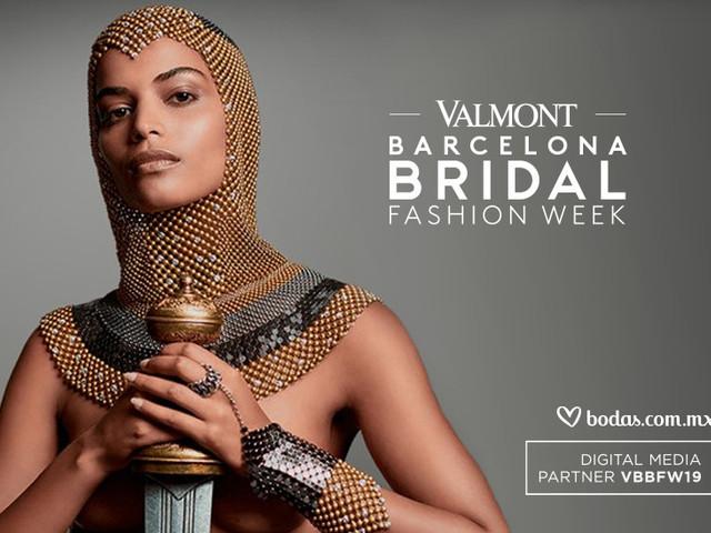 Vestidos de novia 2020: descubre las novedades en la Valmont Barcelona Bridal Fashion Week