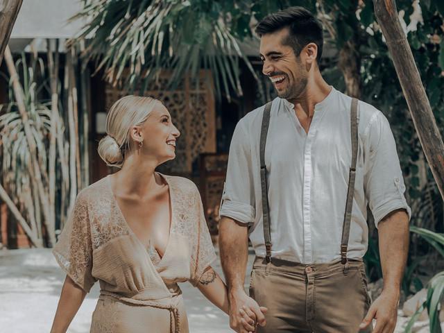 'Slow weddings', arriba las bodas románticas, abajo el estrés