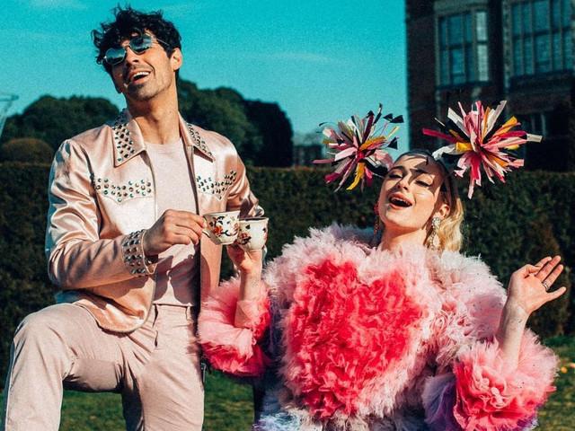 Se casan Sophie Turner y Joe Jonas... ¡al más puro estilo Las Vegas!