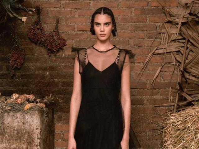 Vestidos de fiesta Alexia Ulibarri 2020: minimalismo vibrante