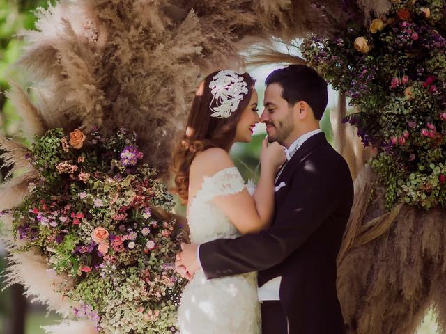 Hierba de la Pampa para bodas: ¡está causando sensación!