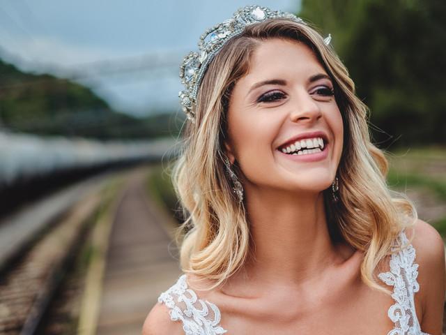 ¡Vuelven las tiaras de novia! Conoce los estilos más populares