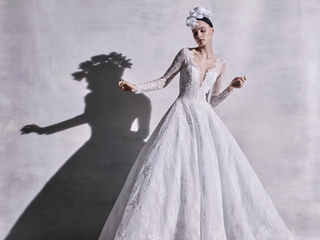 Vestidos de novia Isabelle Armstrong 2020: diseños llenos de encanto