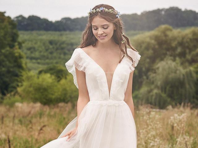 Vestidos de novia Lillian West 2020, ¡atención prometidas bohemias!
