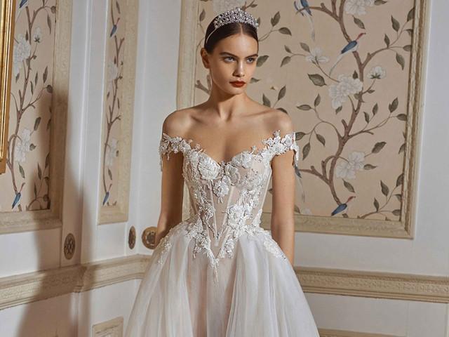 Vestidos de novia Galia Lahav 2021