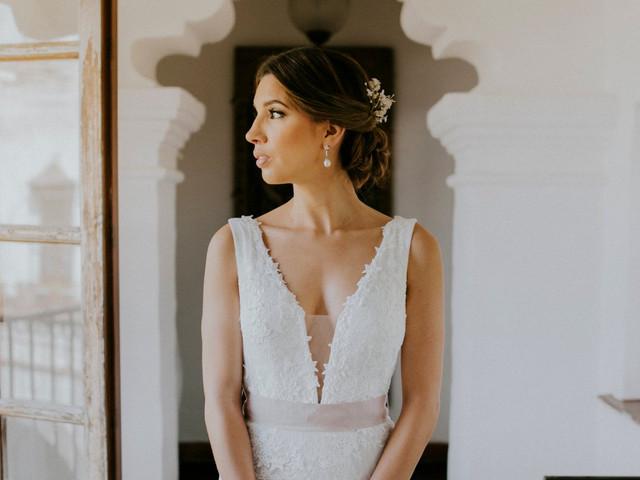 8 cuidados para la piel del cuello y el escote de la novia
