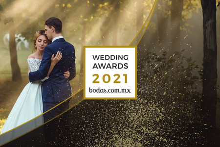 ¡Estos son los ganadores de los Wedding Awards 2021 de Bodas.com.mx!