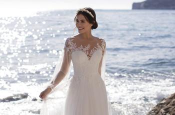 Vestidos de novia White One 2021, ¡elegancia y comodidad a cada paso!