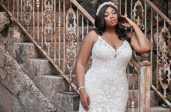 35 vestidos de novia 'plus size', ¡cásate con tus curvas!
