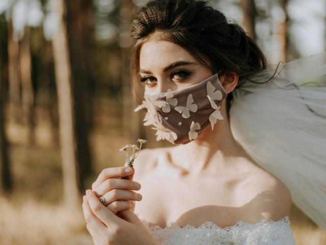 ¡Maquillaje de novia con cubrebocas! 10 consejos para una mirada perfecta