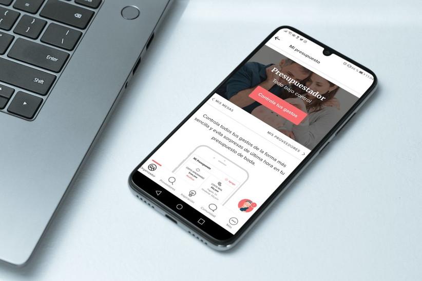 mejores apps para boda el presupuestador de bodas.com.mx