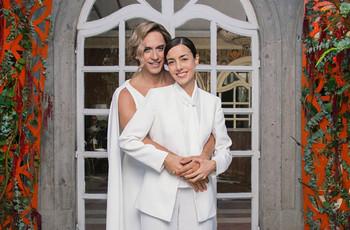 Copy boda: Tener una boda como la de Paulina y María José, de La Casa de las Flores ¡sí es posible!