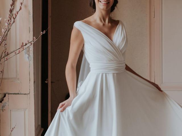 50 vestidos de novia que te harán ver más delgada: la dieta está en los ojos