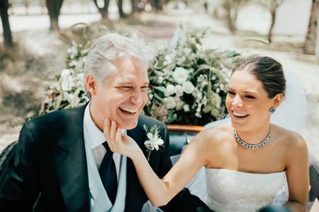 Fotos con papá en la boda: 8 momentos ideales para capturar las más emotivas