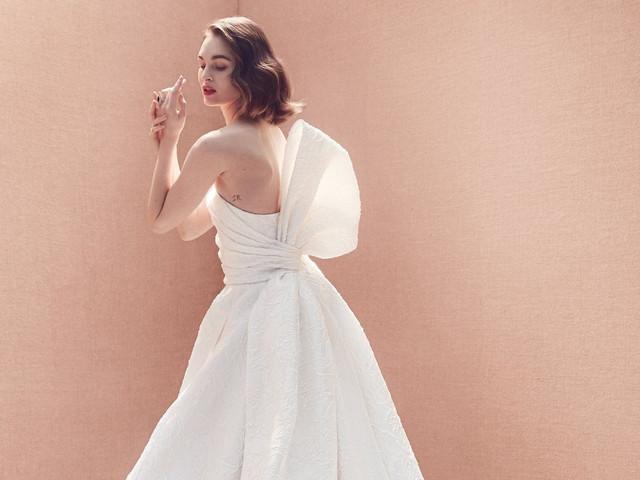 """""""Sí"""" a la elegancia: vestidos de novia Oscar de la Renta 2020"""